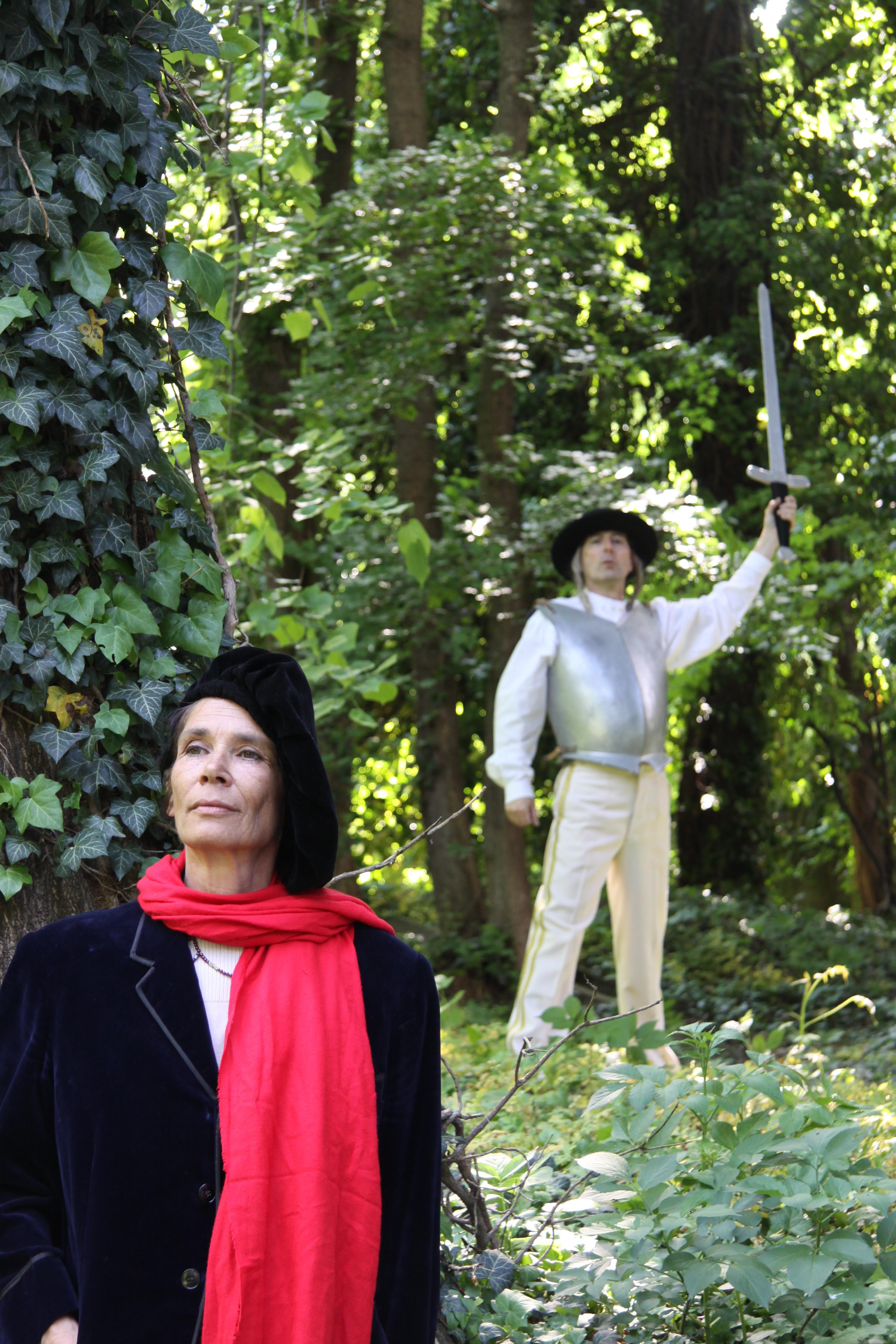 Birgit Doll, Raimund Brandner_Copyright bluatschwitzblackbox/Rudolf Szedenik